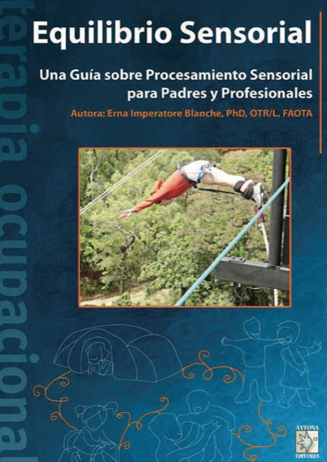 Libros Terapia Ocupacional Equilibrio sensorial